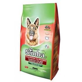 غذای خشک سگ با طعم بیف سیمبا
