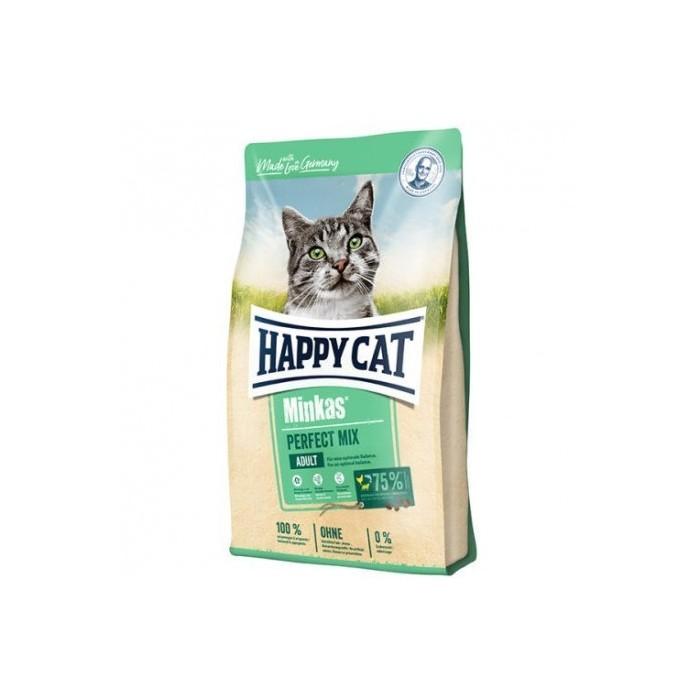 غذای خشک گربه هپی کت minmix02  و 10 کیلویی