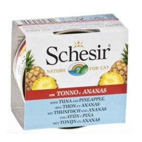کنسرو تن و آناناس شسیر