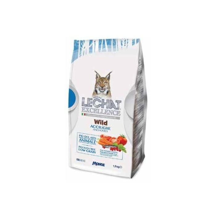 غذای خشک هیربال مخصوص گربه بالغ حاوی مرغ سیب تخم مرغ و برنج لچت اکسلنس