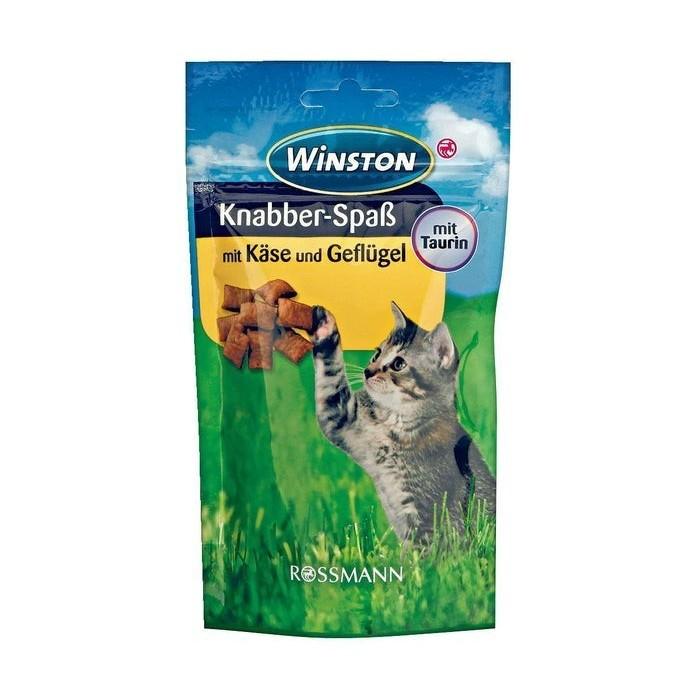 تشویقی گربه حاوی ارک و مرغ و بوقلمون وینستون