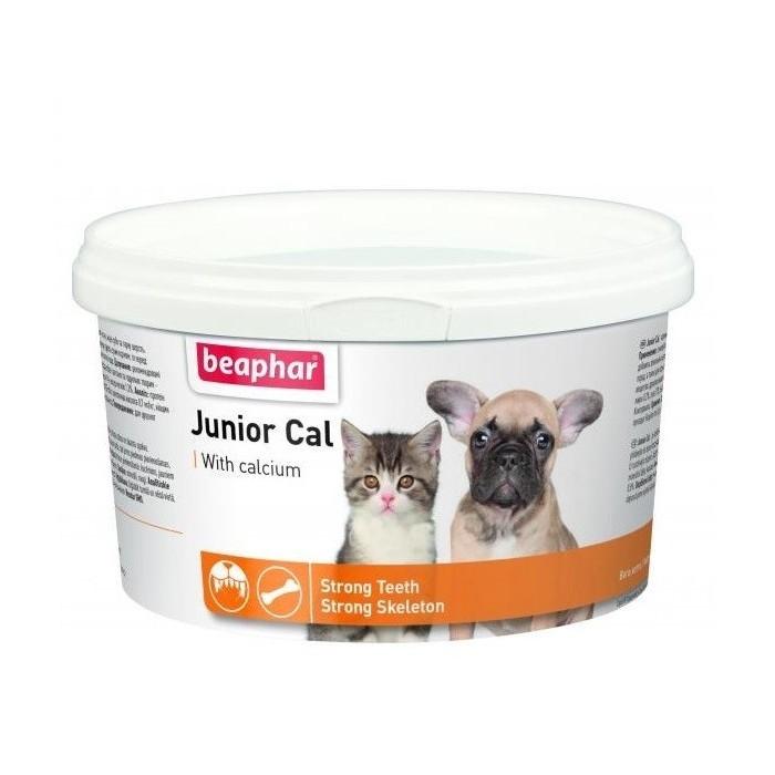 پودر مولتی ویتامین توله سگ و بچه گربه بیفار