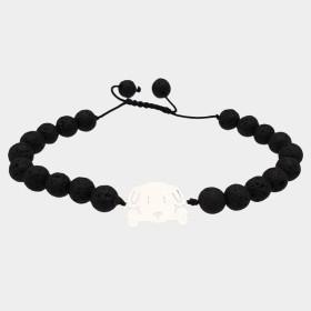 دستبند مردانه با طرح سگ پرس کالا