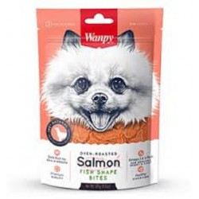 تشویقی نرم ماهی سالمون ونپی - ١٠٠گرم