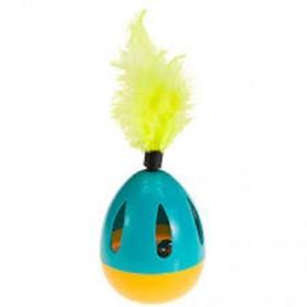اسباب بازی تخم مرغ دورانی مخصوص گربه فرپلاست
