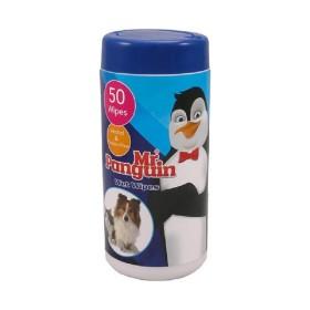 دستمال مرطوب پنگوئن - 50 عددی