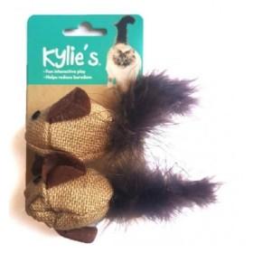 موش پردار کایلیز - دو عددی