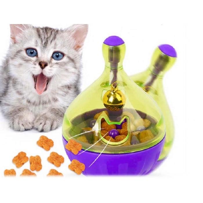 اسباب بازی گوی تعادلی با مخزن تشویقی گربه