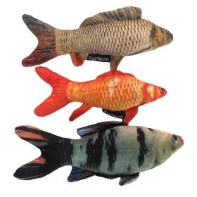 اسباب بازی ماهی کت نیپ دار تروتاچ