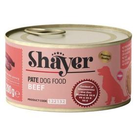 کنسرو سگ پته با طعم گوشت شایر - 200گرم