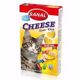 اسنک مولتی ویتامین با طعم پنیر سانال - 30 گرم