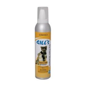 شامپو فوم جیلز مخصوص سگ و گربه بدون استفاده از آب _250میلی لیتر