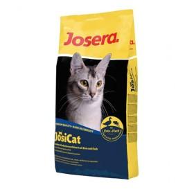 غذاي خشك گربه جوسی کت با طعم اردک و ماهی جوسرا - 10 کیلوگرم
