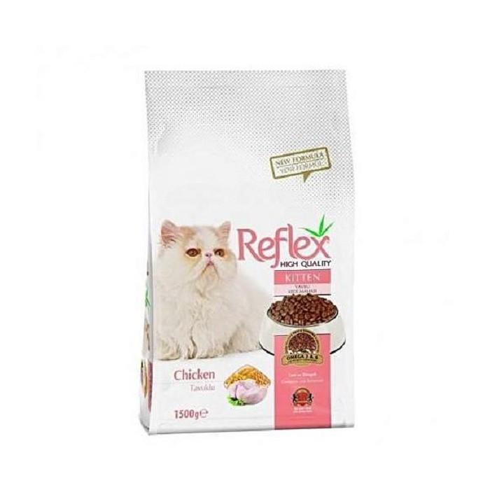 غذای خشک بچه گربه رفلکس - 15 کیلوگرم