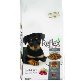 غذا خشک  توله سگ رفلکس  - 15 كيلوگرم