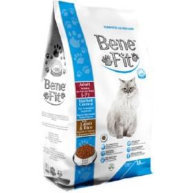 غذا خشک گربه بالغ آنتی هیربال بنفیت - 1.5 كيلوگرم