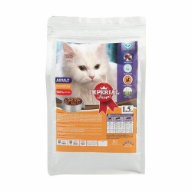 غذای خشک گربه بالغ امپریال - 1/5 کیلوگرم