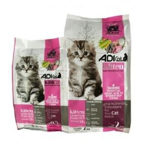 غذای خشک گربه کیتن مخصوص کلیه نژادها آدی کت - 2 کیلوگرم