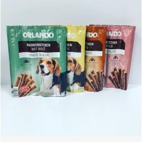 اسنک تشويقی مدادی سگ در 4 طعم - اورلاندو
