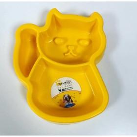 ظرف آب و غذا مخصوص سگ و گربه  دنیل - بزرگ