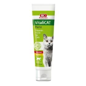 خمیر مولتی ویتامین گربه ویتالی کت بیو اکتیو - 100 گرم