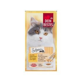 بستنی گربه با طعم مرغ Dein Bestes
