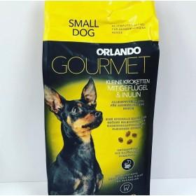 غذا خشک سگ بالغ کوچک برند اورلاندو  - 3 كيلوگرم