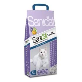خاک گربه معطر با رایحه پرتقال سانی کت - 20 لیتر