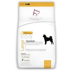 غذا خشک توله سگ نژاد بزرگ سلبن  - ١٠ كيلوگرم