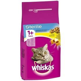 غذا خشک گربه بالغ عقیم شده با طعم مرغ - 1.4 کیلوگرم