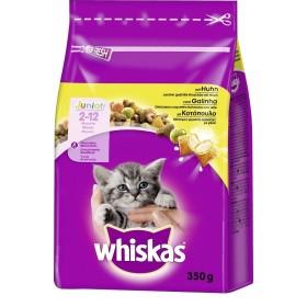 غذا خشک بچه گربه با طعم مرغ ویسکاس - 800 گرم