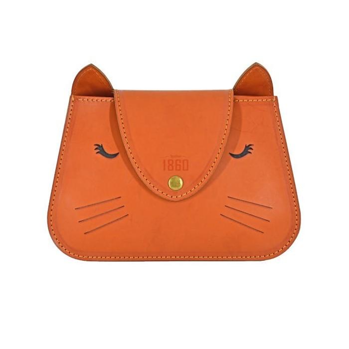 کیف رو دوشی زنانه مدل گربه
