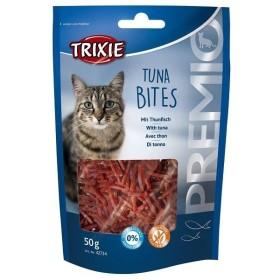 تشویقی گربه مدل tuna bites تریکسی - 50 گرم