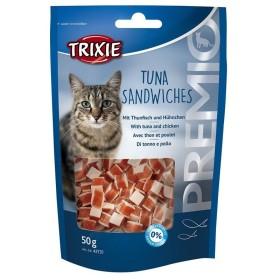 تشویقی گربه مدل Tuna Sandwichesتریکسی - 50 گرم