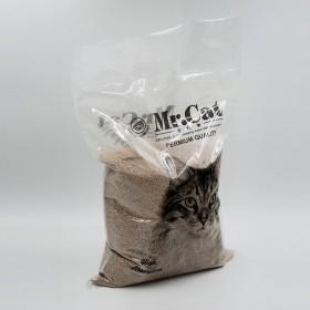 خاک گربه کربنی مستر کت - 7 لیتر