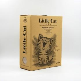 خاک گربه جعبه ای ساده مستر کت - 7 لیتر