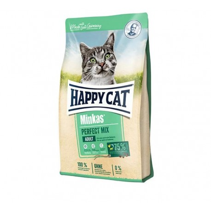 غذای خشک  گربه پرفکت میکس هپی کت - 10 کیلوگرم