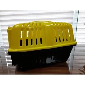 باکس حمل سگ و گربه با درب فلزی