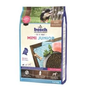 غذای خشک مخصوص توله سگ های نژاد کوچک (وزن بالغ نژادی تا 15 کیلوگرم) بوش