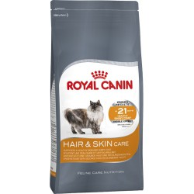 غذاي خشک گربه بالغ با پوست و مو حساس رویال کنین - 2کیلوگرم