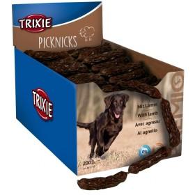 تشویقی سوسیس با طعم بره مخصوص سگ تریکسی
